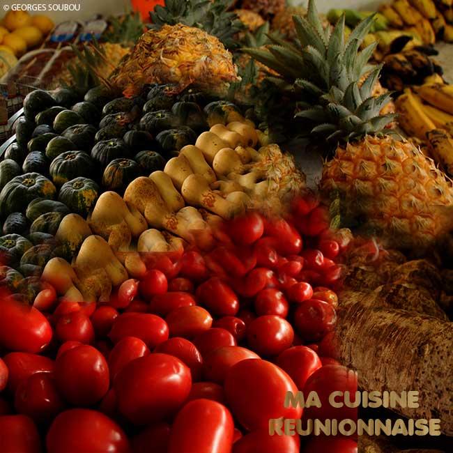 D couverte de la cuisine r unionnaise traditionnelle for La cuisine reunionnaise